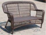 Il più bene mobilia di vimini del rattan del giardino esterno attenuata insieme convenzionale a buon mercato americano della mobilia del rattan del patio