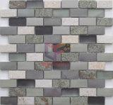 Серая мозаика украшения дома цвета (CFA108)