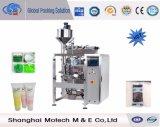 Machine de conditionnement remplissante d'emballage de bonne des prix de sachet de jus de lait poche liquide automatique d'eau potable