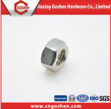 Гайка Ss304/316 B8 /B8m DIN934 Hex