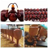 Автоматическая деревянная машина Rosary шарика и произведения искысства