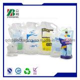 液体口の包装を用いる袋を立てなさい