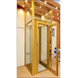 Elevador luxuoso do elevador da casa de campo da decoração