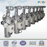 Auto automático - filtro de água agricultural do sistema da filtragem da água de irrigação da limpeza
