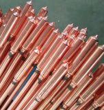 Tipi differenti di collettori solari della valvola elettronica