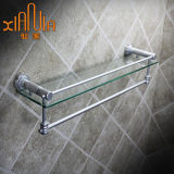 緩和されたBathroom Shelves GlassかToughened Decorative Glass/Clear Float Glass