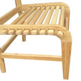 Bamboo FurnitureのためのタケElastic Dining Chair/Leisure Chair