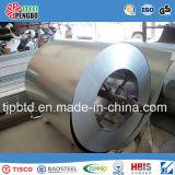 Hoja de acero galvanizada sumergida caliente de la bobina (ISO9001: 2008; BV; SGS)