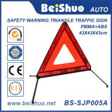 Bajar las señales de tráfico amonestadoras de camino del triángulo del precio de Factoty