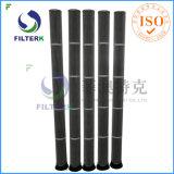De antistatische Geplooide Filters van de Zak voor het Stof van het Cement