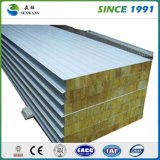 High Quality Insulation Rock Wool Sandwich Panel