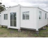 38 M2 콘테이너 가족 집 2 침실 1 부엌 1 목욕탕 1 발코니