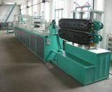 Boyau de métal flexible formant le boyau hydraulique de machine faisant la machine