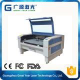 Découpage de laser et machine de graveur