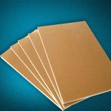 Placa e painel plásticos Shuttering da folha de WPC