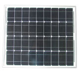 작은 Power 50W Photovoltaic Customized Solar Panels Monocrystalline Solar Module