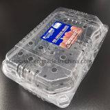 プラスチックPVC/PP/Petの製品の包装のクラムシェルを形作るペット真空