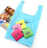 재사용할 수 있는 식료품 백을 접히는 Eco 쇼핑 여행 어깨에 매는 가방 주머니 운반물 핸드백