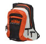 Sac imperméable à l'eau extérieur de sac à dos de sport de course de Ktm avec la couverture de pluie