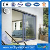 Doppia finestra di alluminio di vetro per uso della costruzione