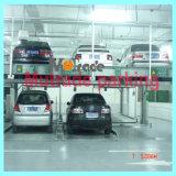 Solutions sèches de stationnement de levage horizontal vertical de stationnement