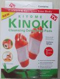 El pie del Detox de Kiyome Kinpki rellena el remiendo del pie del Detox del tratamiento del estreñimiento de la sal del jengibre
