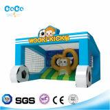 Bouncer gonfiabile con il giocattolo 074 della trasparenza