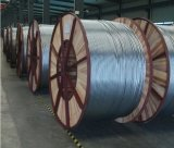 Electric Conductor Overhead Ground WireのためのAcs Aluminum Clad Steel Strand Wire