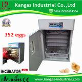 Retenir l'incubateur utilisé automatique Hatcher d'oeufs de 352 Digitals d'oeufs à vendre