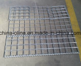 Electro-Galvanized стальное Gabion для стены