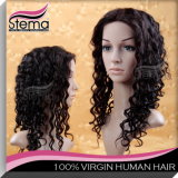 브라질 Hair Extension 또는 Virgin Human Hair Wigs