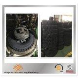 기관자전차 타이어를 위한 기계를 치료하는 유압 타이어 타이어