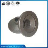 OEM 금속 모래 철은 알루미늄 던지기 프로세스를 가진 주물 예비 품목을 정지한다