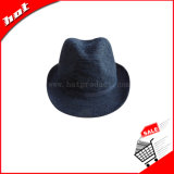 Chapéu do Fedora do chapéu do fio do chapéu 100%Cotton do inverno