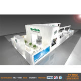 Display Stand de exposición Builder para Chinaplas 2014