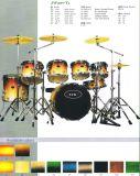 7PCSドラムセット、ドラムキット(JW227-T1)