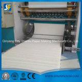 Precio competitivo de la máquina de la fabricación de papel de la cocina/del tejido suavemente facial tejido de la máquina de papel/de la toalla fabricación de papel