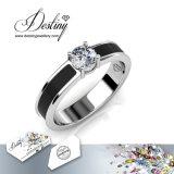 Het Kristal van de Juwelen van het lot van de Ring van Swarovski Rox