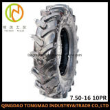 Neumático del alimentador/neumático agrícola para la venta/el neumático agrícola 7.50-16