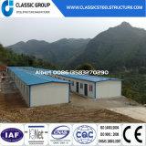 주문을 받아서 만드는 쉬운 구조 강철 구조물 Prefabricated 건축비 최신 판매
