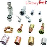 SAE/BSPT inoxidable/boyau acier du carbone/embout de durites hydraulique/ajustage de précision/adaptateur hydrauliques