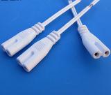LEDの管ライトのための提供T5の電源コード