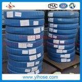 boyau hydraulique d'exploitation en caoutchouc tressée à haute pression de fil de 1sn 2sn R1 R2