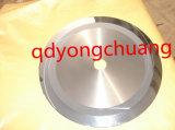 Lámina circular en lámina de corte de la cinta adhesiva