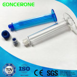 Screw Piston와 Plunger를 가진 10ml Plastic Prefilled Cosmetic Syringe