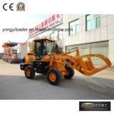 Высокое качество затяжелитель колеса 2 тонн с двигателем Weichai