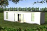 Villa préfabriquée en acier légère d'atelier/entrepôt/Buiding modulaire