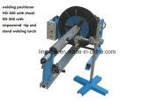 Máquina de soldadura certificada Ce HD-300 da tubulação para a soldadura da câmara de ar
