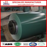 Bobina ricoperta colore PPGI della lamiera di acciaio Ral9006/9007/7001