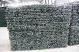 Collegare tuffato caldo di Gavalnized dello zinco 270g della casella 2mx1mx1m di Gabion